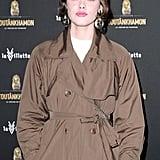 Mathilde Warnier as Louise Chartrain