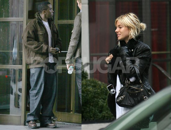Sienna and Diddy: Odd Couple or Odd BFF? You Decide