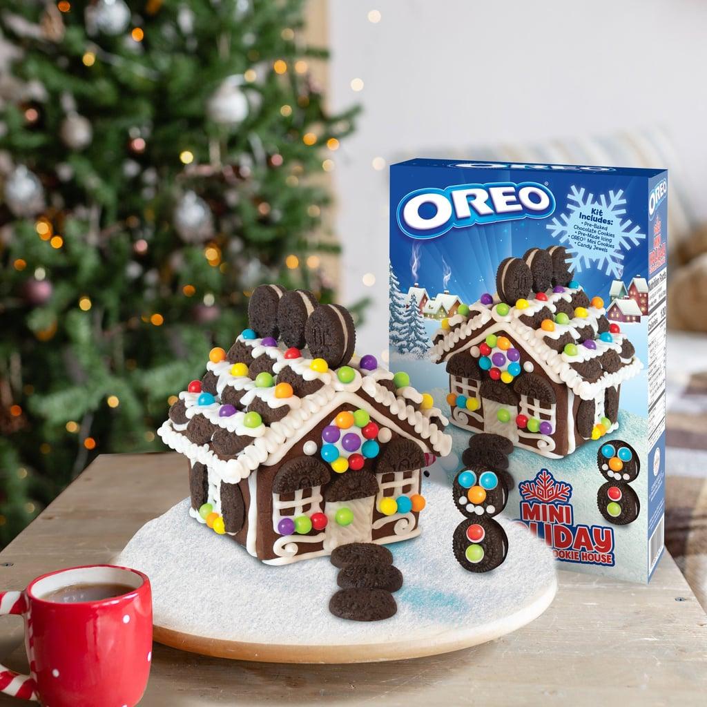 Oreo Mini Holiday Chocolate Cookie House