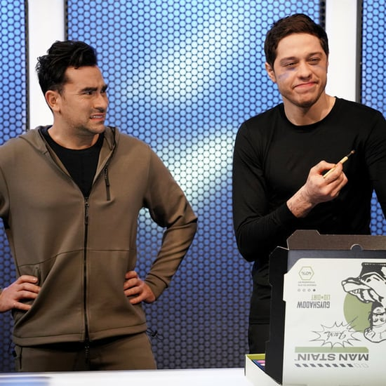 "Watch Dan Levy's ""Men's Cosmetics"" SNL Skit Video"