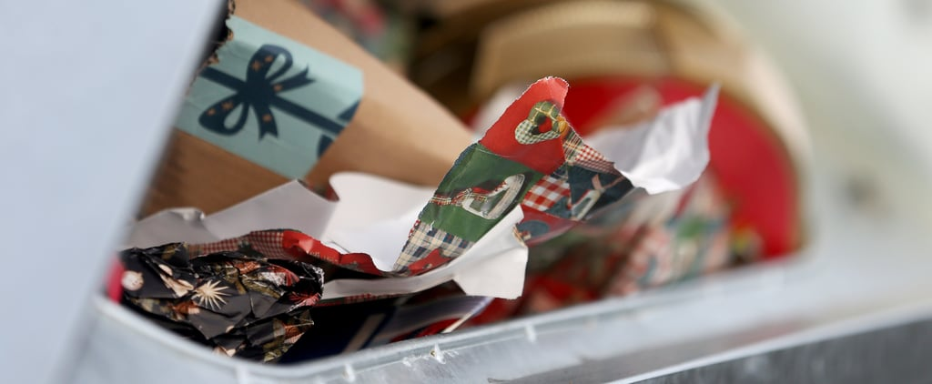 How to Check If Your Christmas Wrapping Paper Is Recyclable