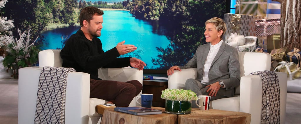 Joshua Jackson Talks About What It's Like Being Single Again For the First Time in 10 Years