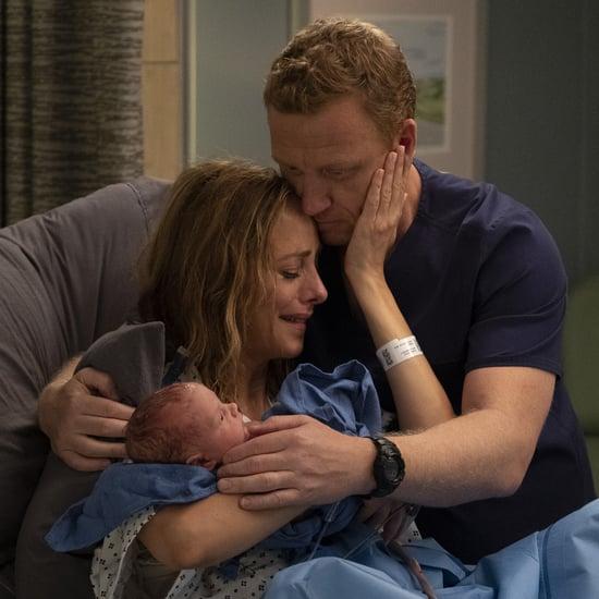 Kim Raver Quotes on Teddy and Owen Grey's Anatomy Season 16