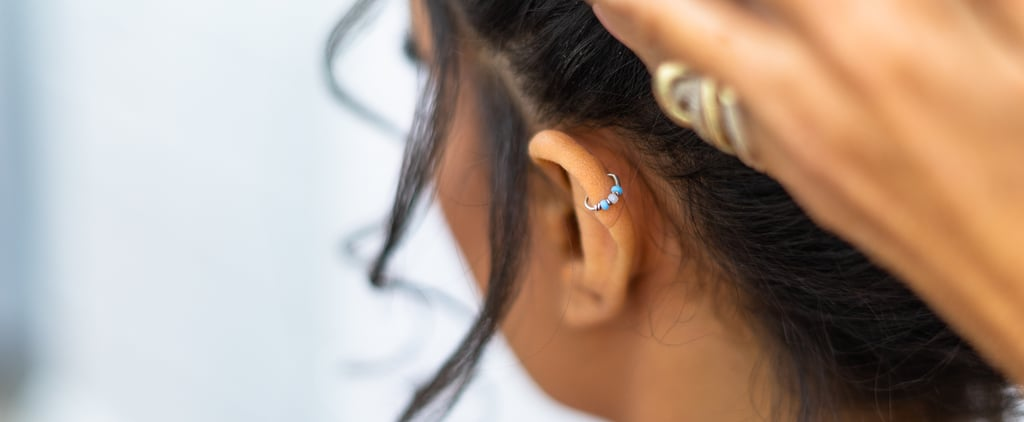 Is It Safe to Pierce Your Own Ears? Here's What to Know