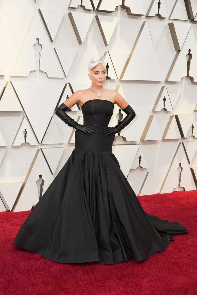 Lady Gaga's Dress at the 2019 Oscars | POPSUGAR Fashion UK ...