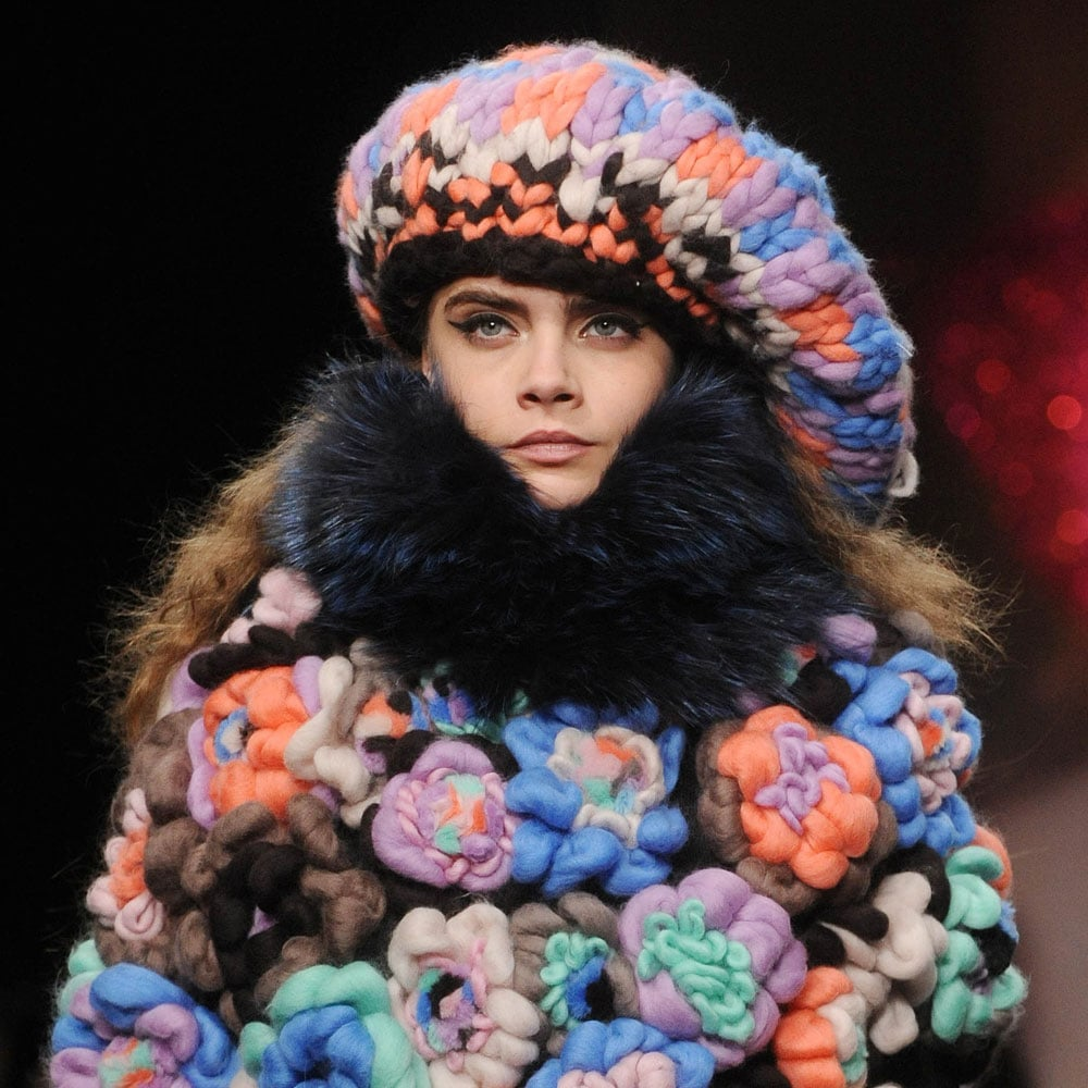 February 2013: Autumn Winter London Fashion Week Sister by Sibling