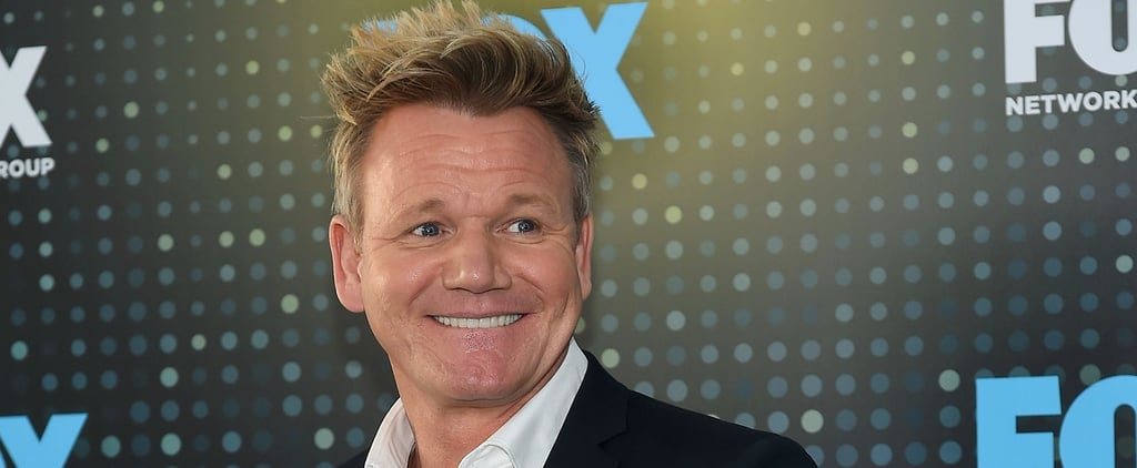 Gordon Ramsay Ruthlessly Slams Chrissy Teigen's Food, but He Means Well