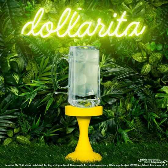 Applebee's Dollarita May 2019