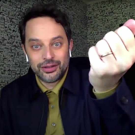 Nick Kroll Got Harry Styles's Help For His Engagement