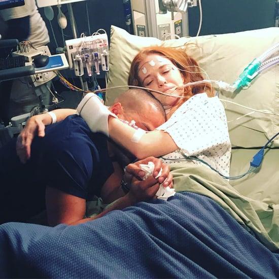 Sarah Drew's Instagram Posts About Leaving Grey's Anatomy
