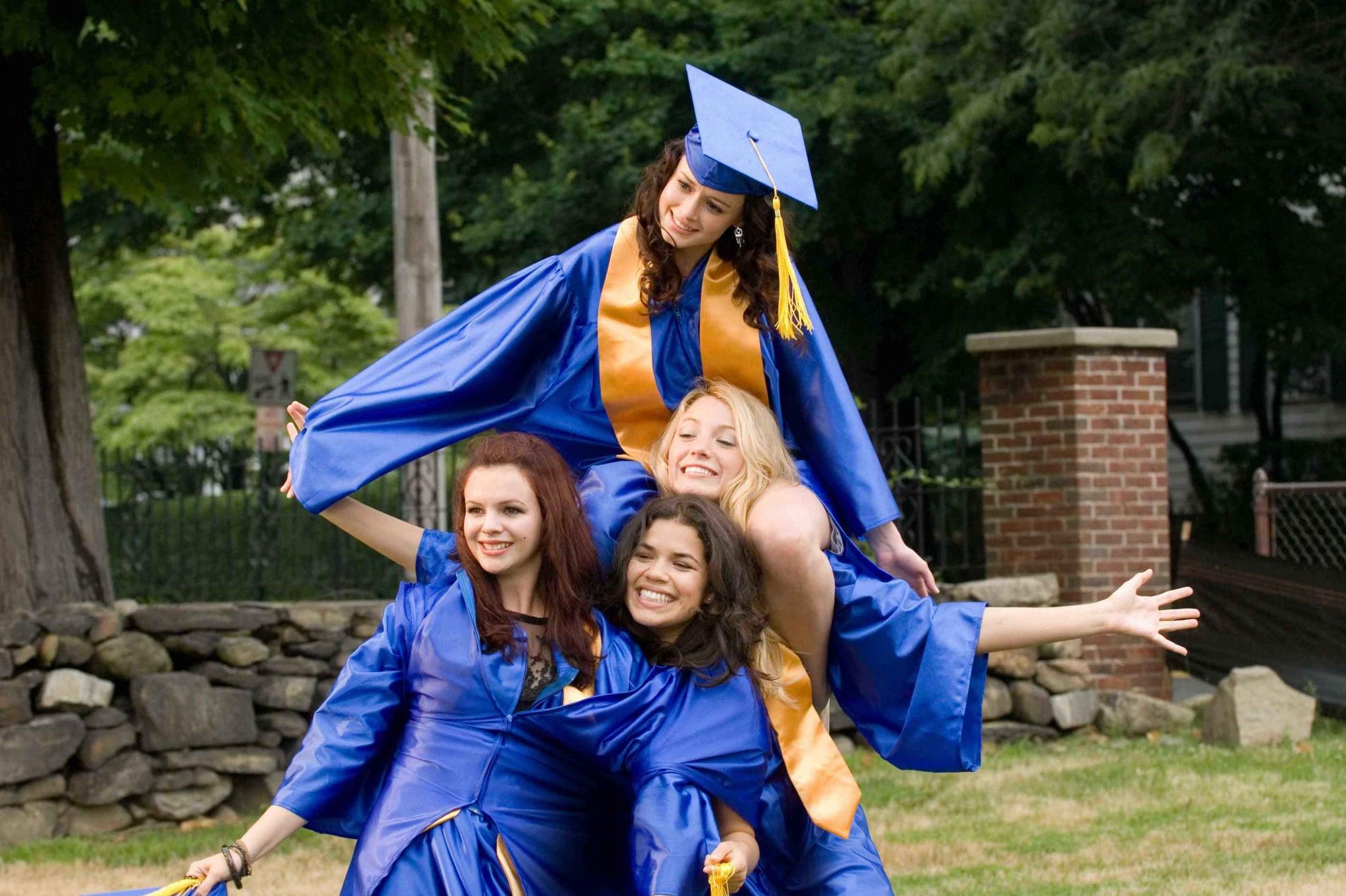 the sisterhood of the traveling pants 2 onscreen