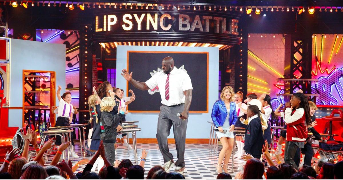 In 'Lip Sync Battle,' Celebrities Go Head-to-Head Video ...