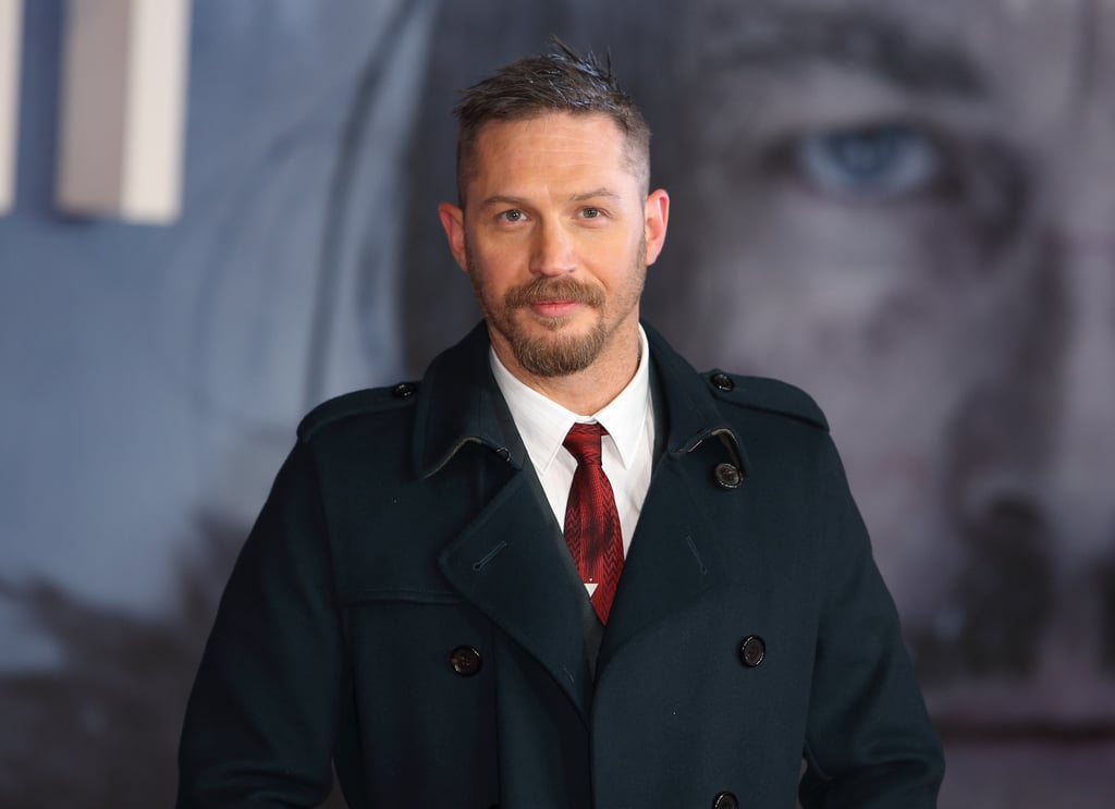 Tom Hardy Reads Bedtime Stories on BBC CBeebies