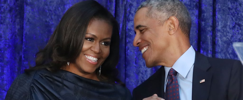 Michelle Obama Made a Valentine's Day Mixtape For Barack, and It's Loaded With Hits