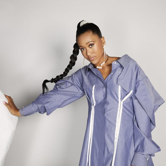 See Naomi Osaka and Adeam's Collection