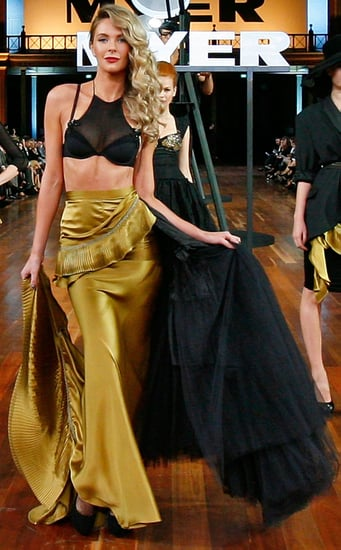 Jennifer Hawkins To Wear Toni Maticevski Dress For Palm Beach Engagement Party To Jake Wall