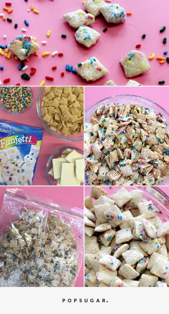 Funfetti Puppy Chow Recipe