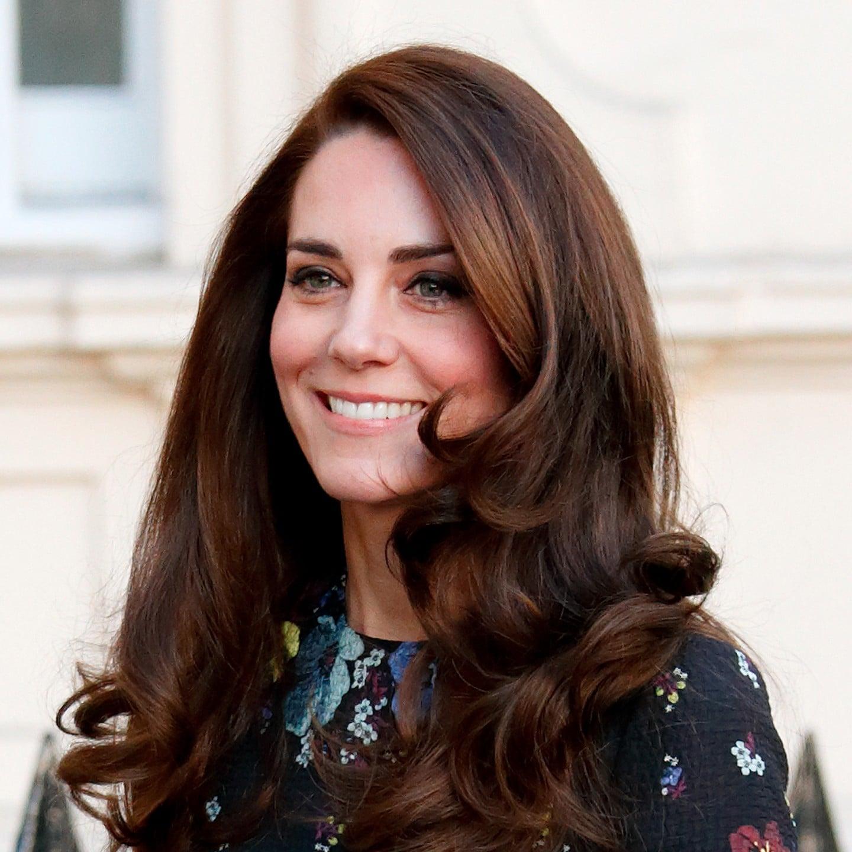 Kate Middleton Best Hair Moments Popsugar Beauty