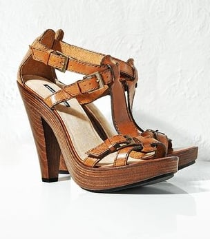 Warehouse Spring Footwear