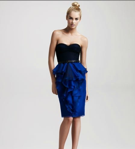 Jason Wu Pam Strapless Cascade Dress ($2,995)