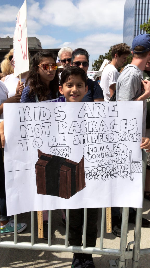 Best Signs From the Families Belong Together Marches 2018