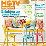 For more photos of Anthony's loft, check out HGTV magazine!