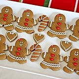Gingerbread Men and Women