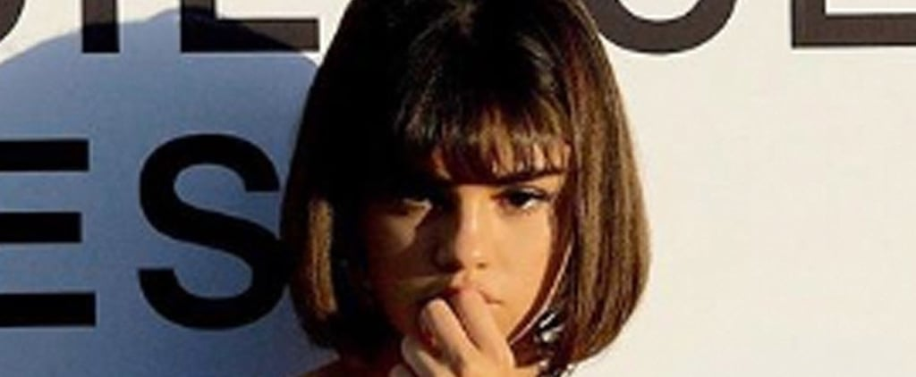 "Selena Gomez Bob and Bangs in the ""Back to You"" Music Video"