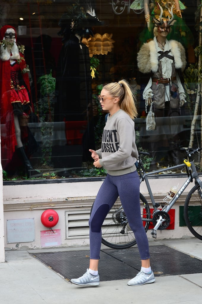 19c17de21 Pair a slogan sweatshirt with your leggings to up the statement ...
