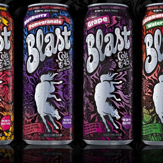 New Malt Beverage Blast by Colt 45