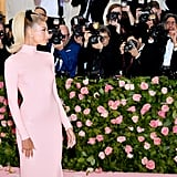 Hailey Baldwin Met Gala Dress 2019