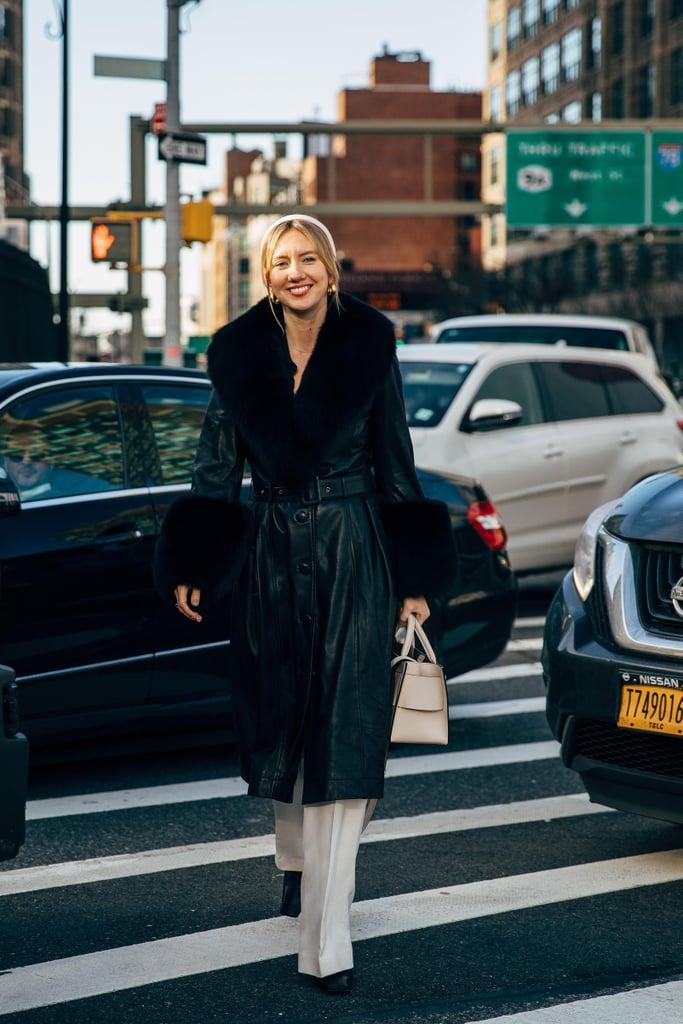 New York Fashion Week Street Style Fall 2019 | POPSUGAR Fashion