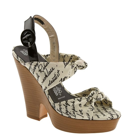 Nanette Lepore 'Naughty Knot' Wedge: Love It or Hate It?