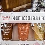 Exfoliating Body Scrub Trio ($8)