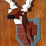 Lego Taxidermy Deer