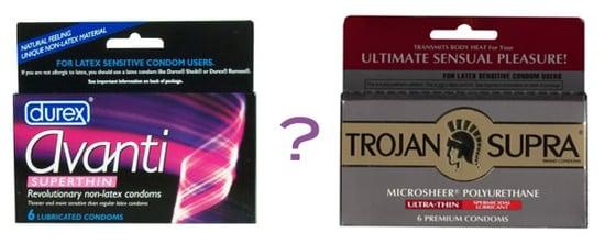 Polyurethane Condoms and STIs