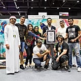 Middle East Entries From Guinness World Records Book 2018