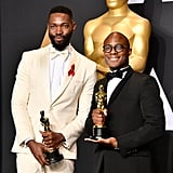 Tarell Alvin McCraney and Barry Jenkins