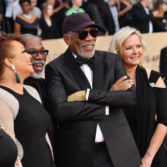 Why Does Morgan Freeman Wear a Glove?