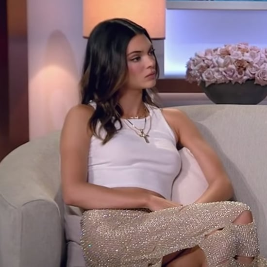 Kendall Jenner's Cutout Skirt Outfit on the KUWTK Reunion