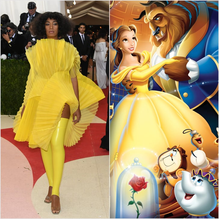 Solange Knowles as Belle
