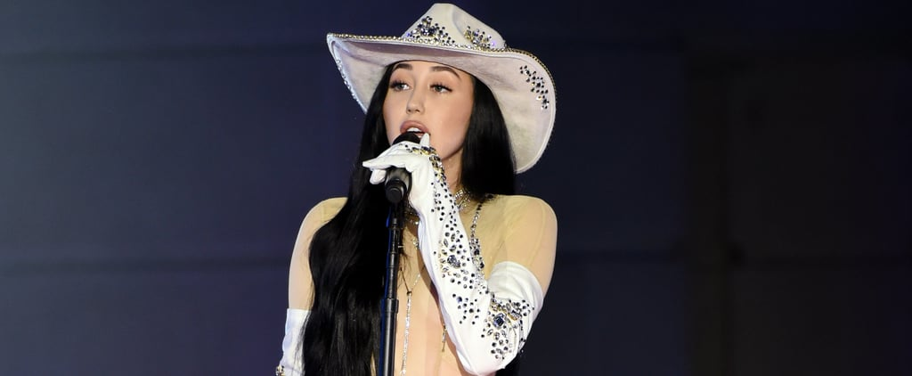 Noah Cyrus's Bedazzled Bodysuit at the CMT Awards Is By Saga