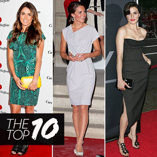 Best Celebrity Style For July 30, 2012