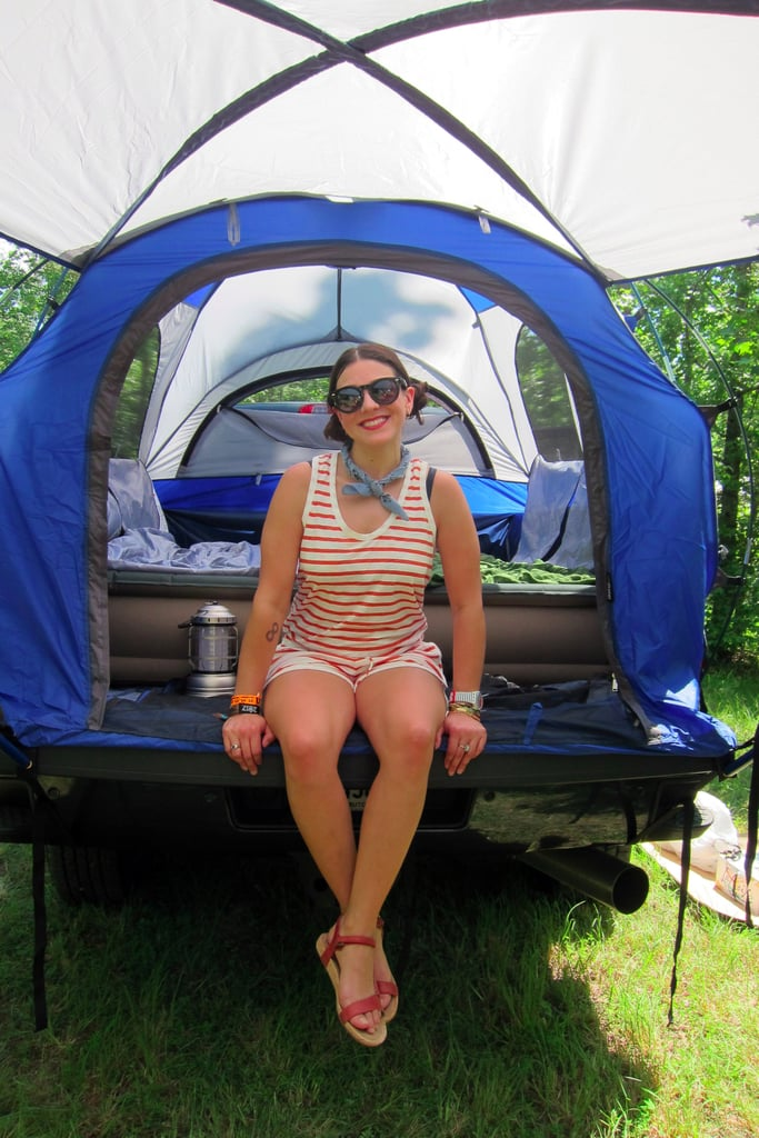 GMC Sierra Denali Pickup Truck Camping Kit Review