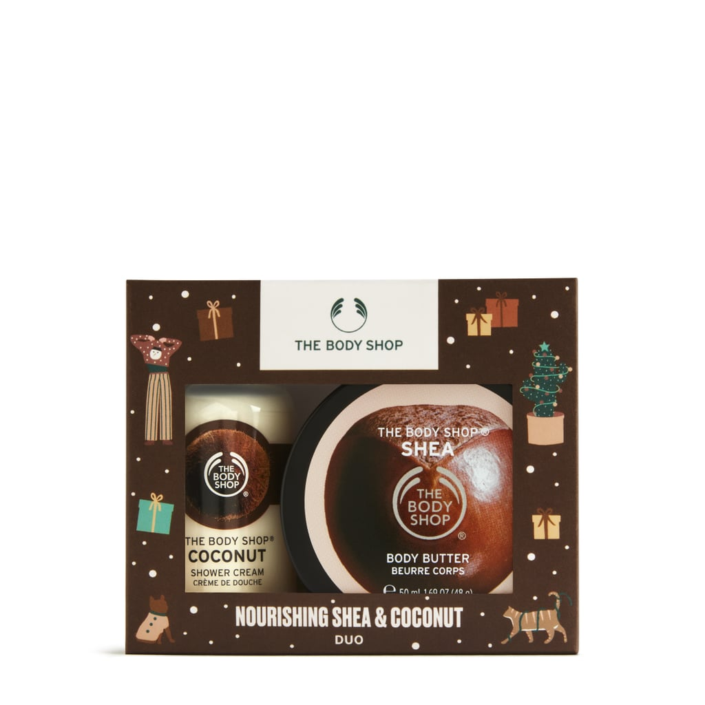 The Body Shop Shea and Coconut Duo