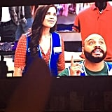 """""""Whoever isn't watching @americaferrera on Superstore right now is missin out!! Wait... Crap. Where are my hands again?!?? #MoreSisterWives"""""""