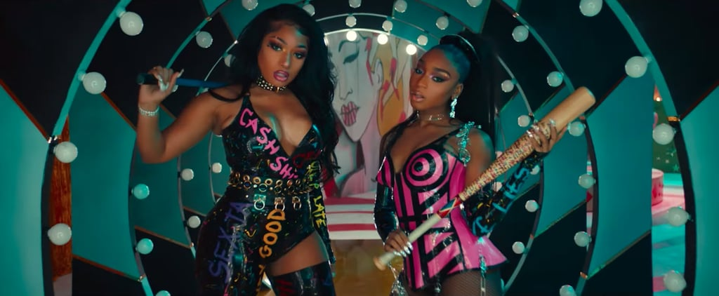 Megan Thee Stallion and Normani's Music Video For Diamonds
