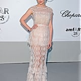 Jude, Gwen and Gavin, Kanye, Bar, and More Stars Attend amfAR's Cinema Against AIDS Gala at Cannes
