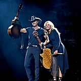 Tim and Faith hit the stage together last Summer for their LA tour stop.
