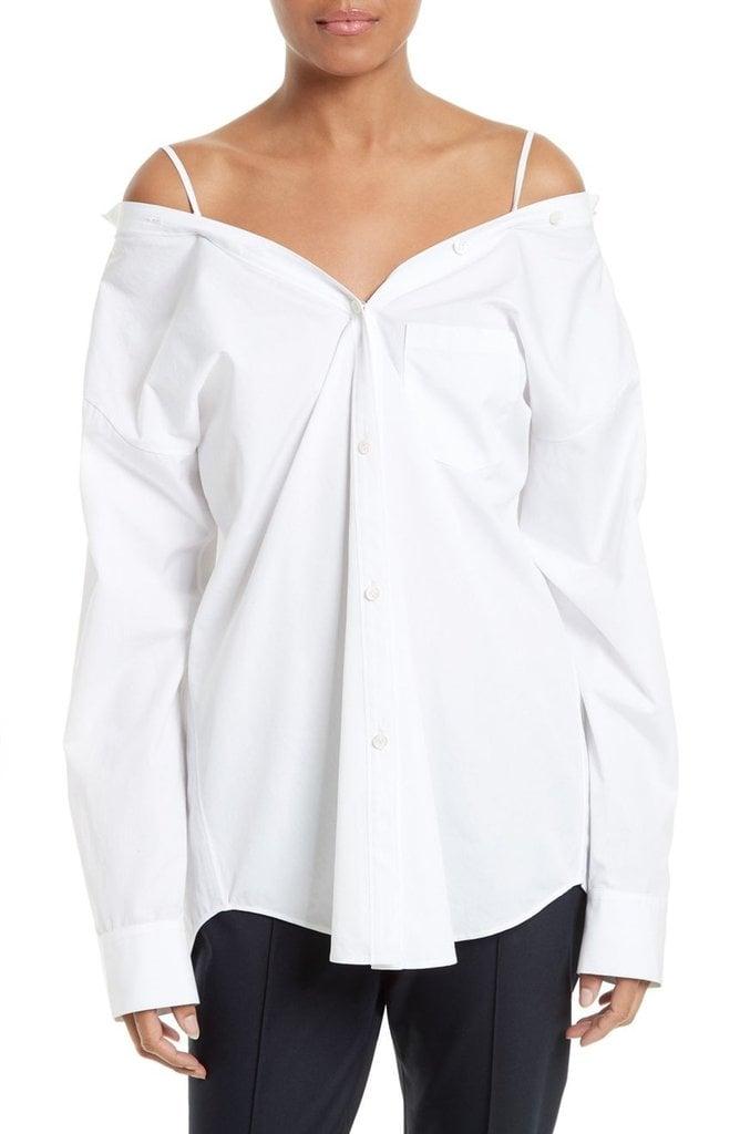 Skin-Baring Shirt
